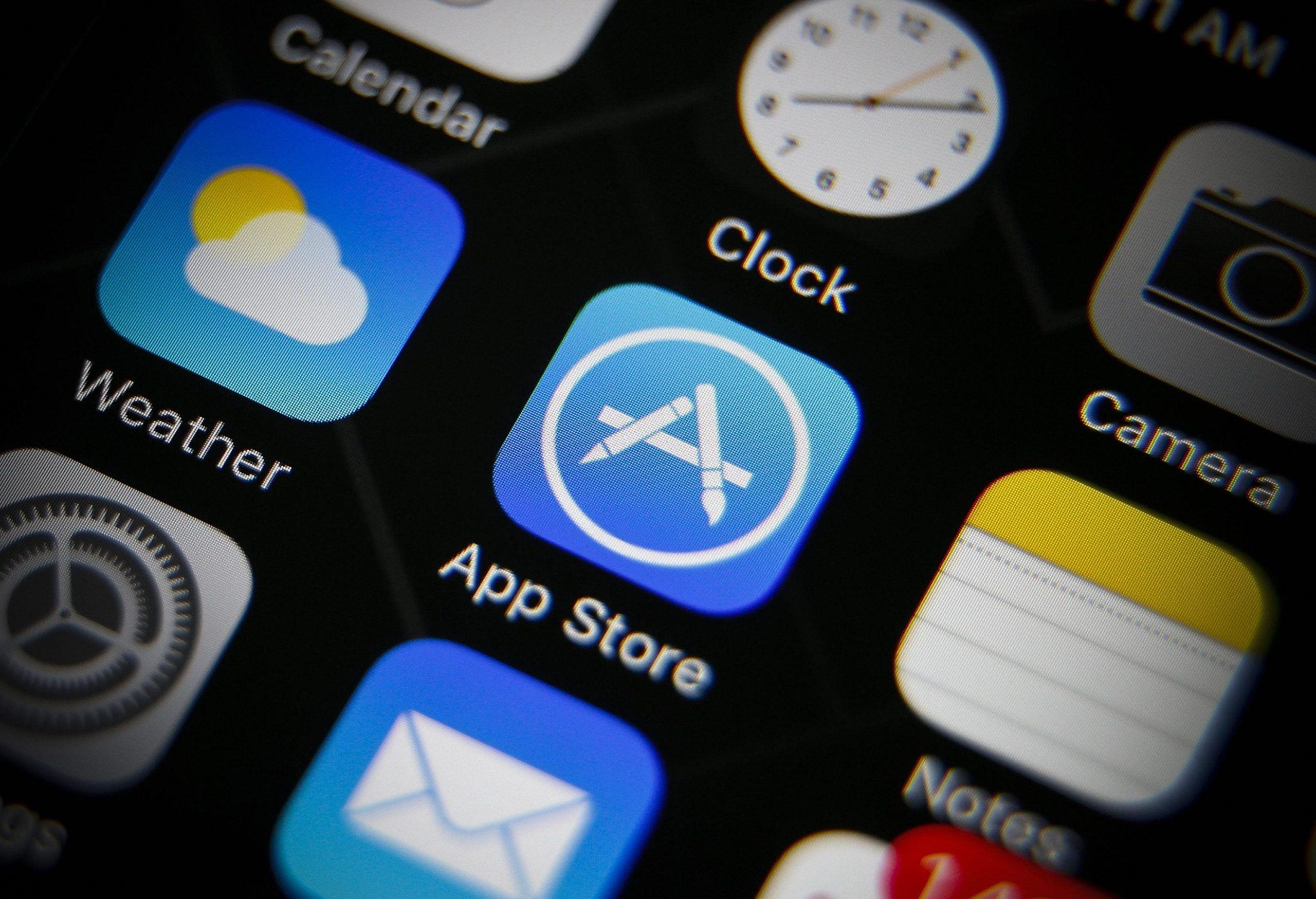 Apple's App Store highest monthly sales ever in November