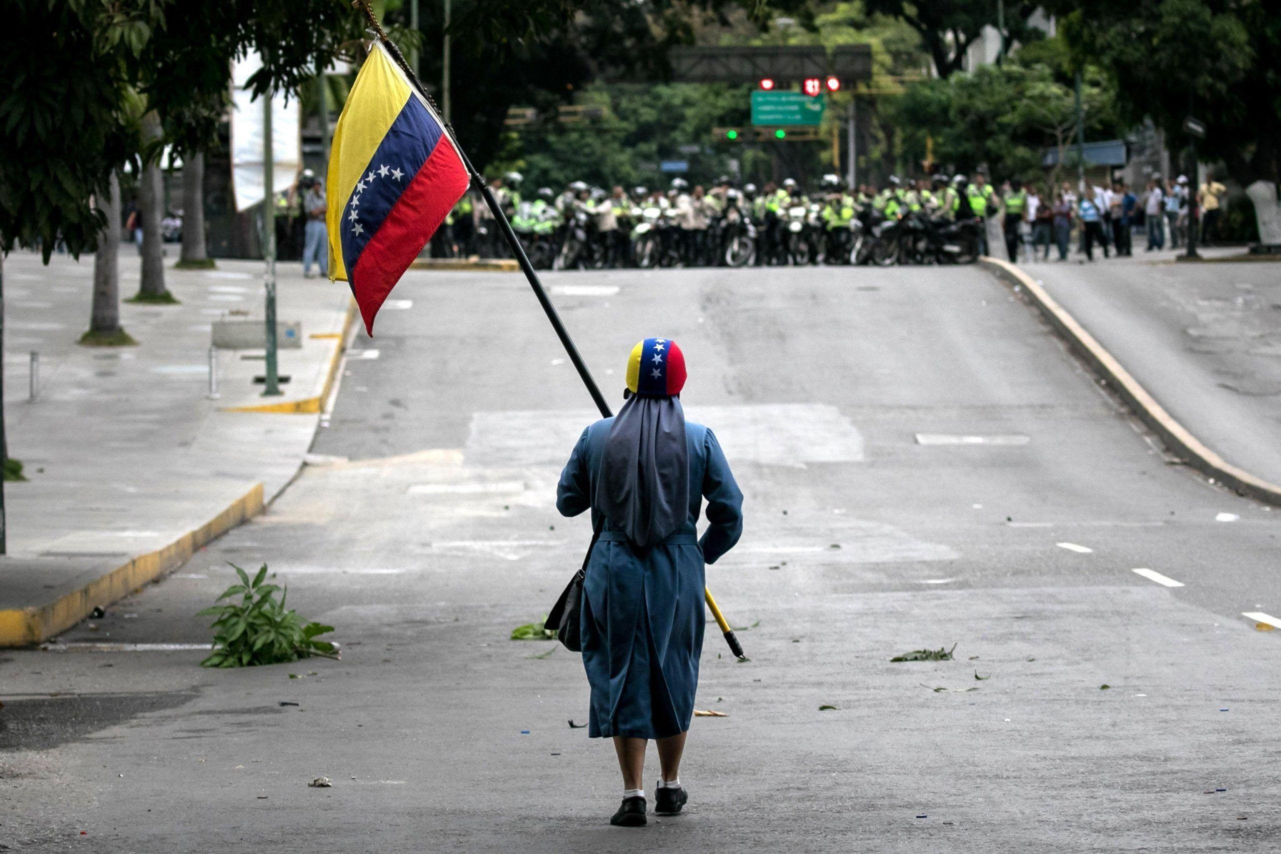 Venezuela Caracas Rifugiati in Brasile e Colombia