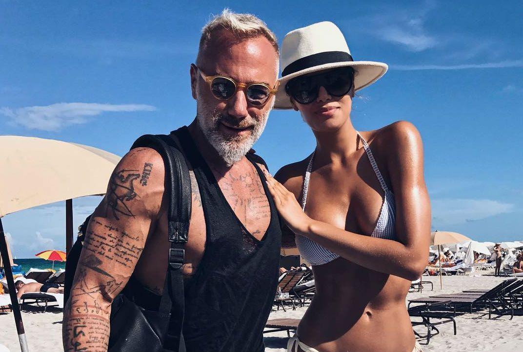 Ariadna Gutierrez e Gianluca Vacchi