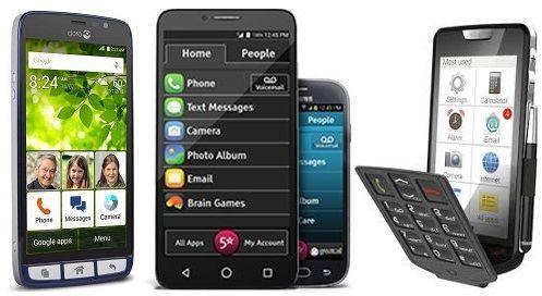 I migliori cellulari per gli anziani