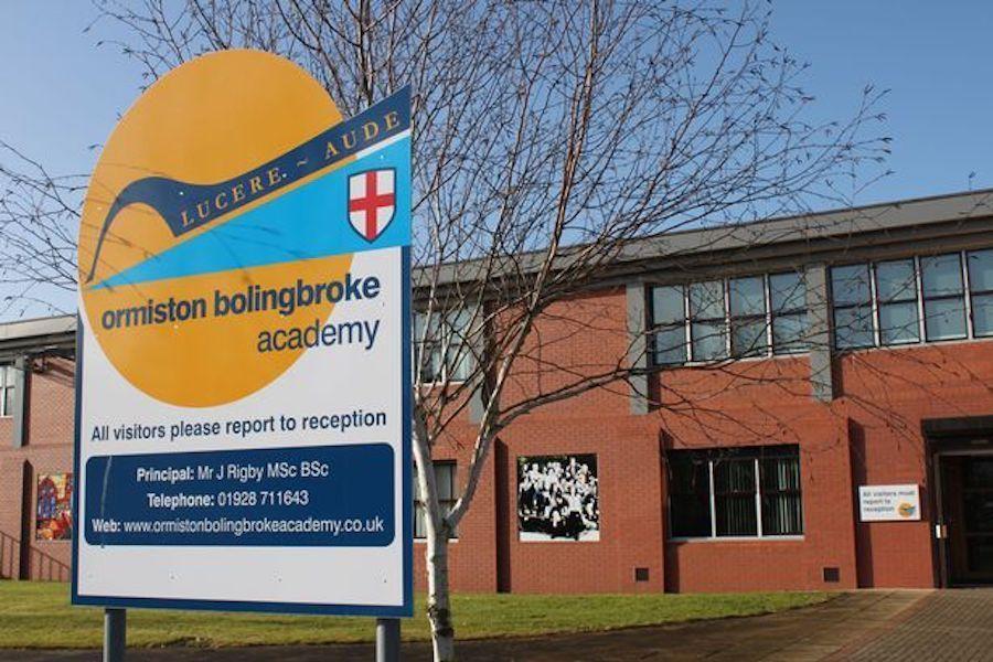 Ormiston Bolingbroke Academy