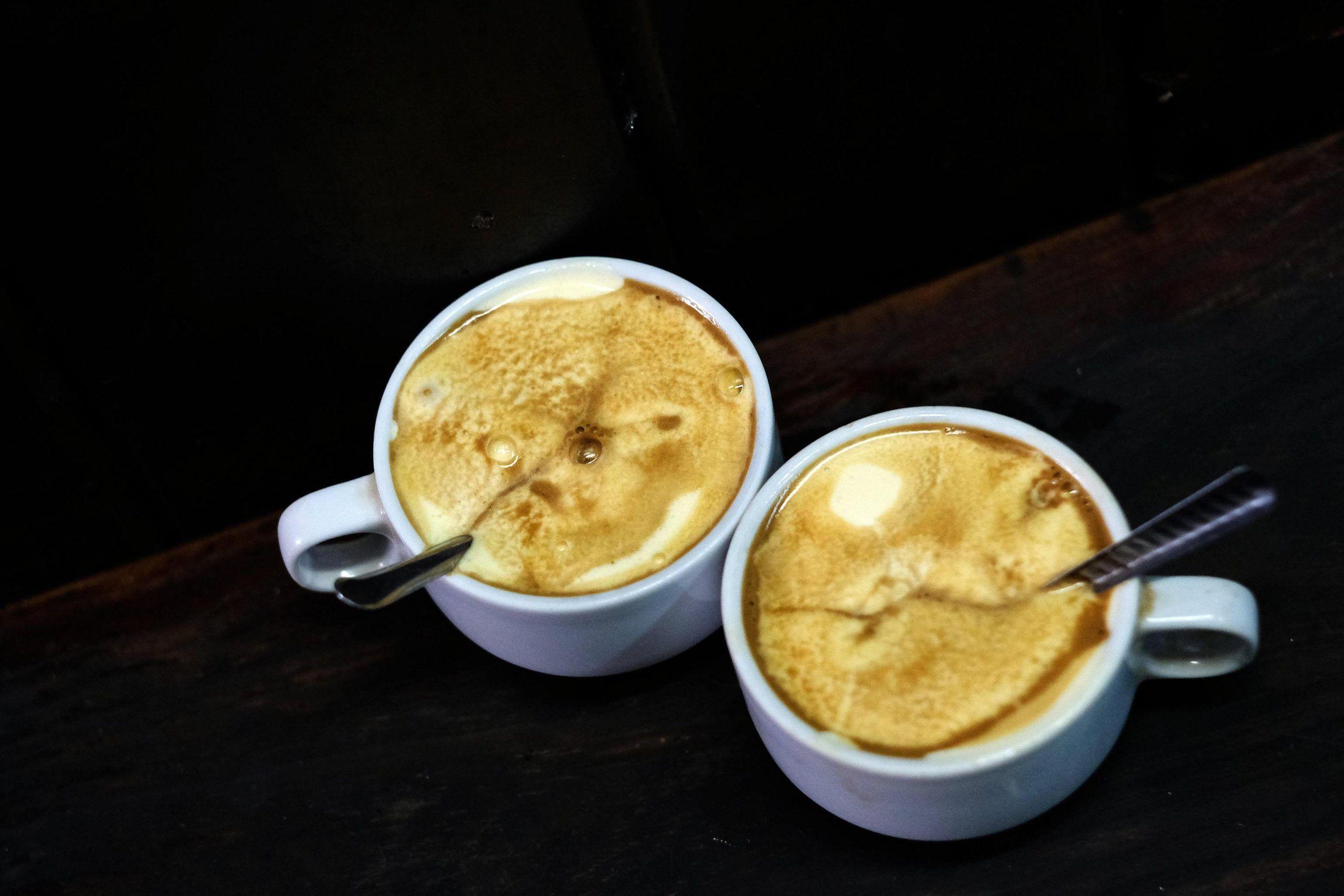 Coffee shops in Hanoi
