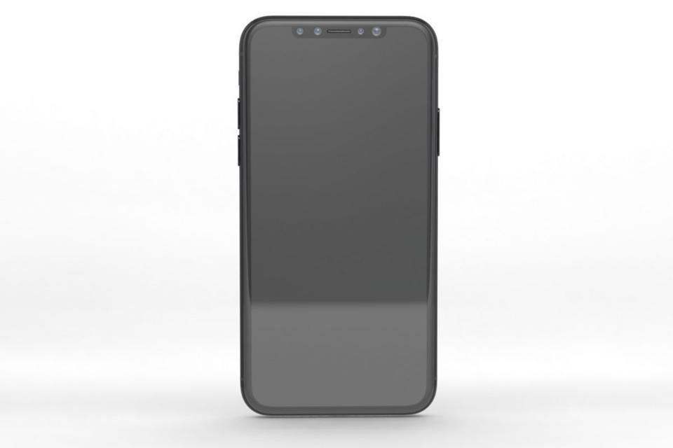 iPhone 8 foto confermano design