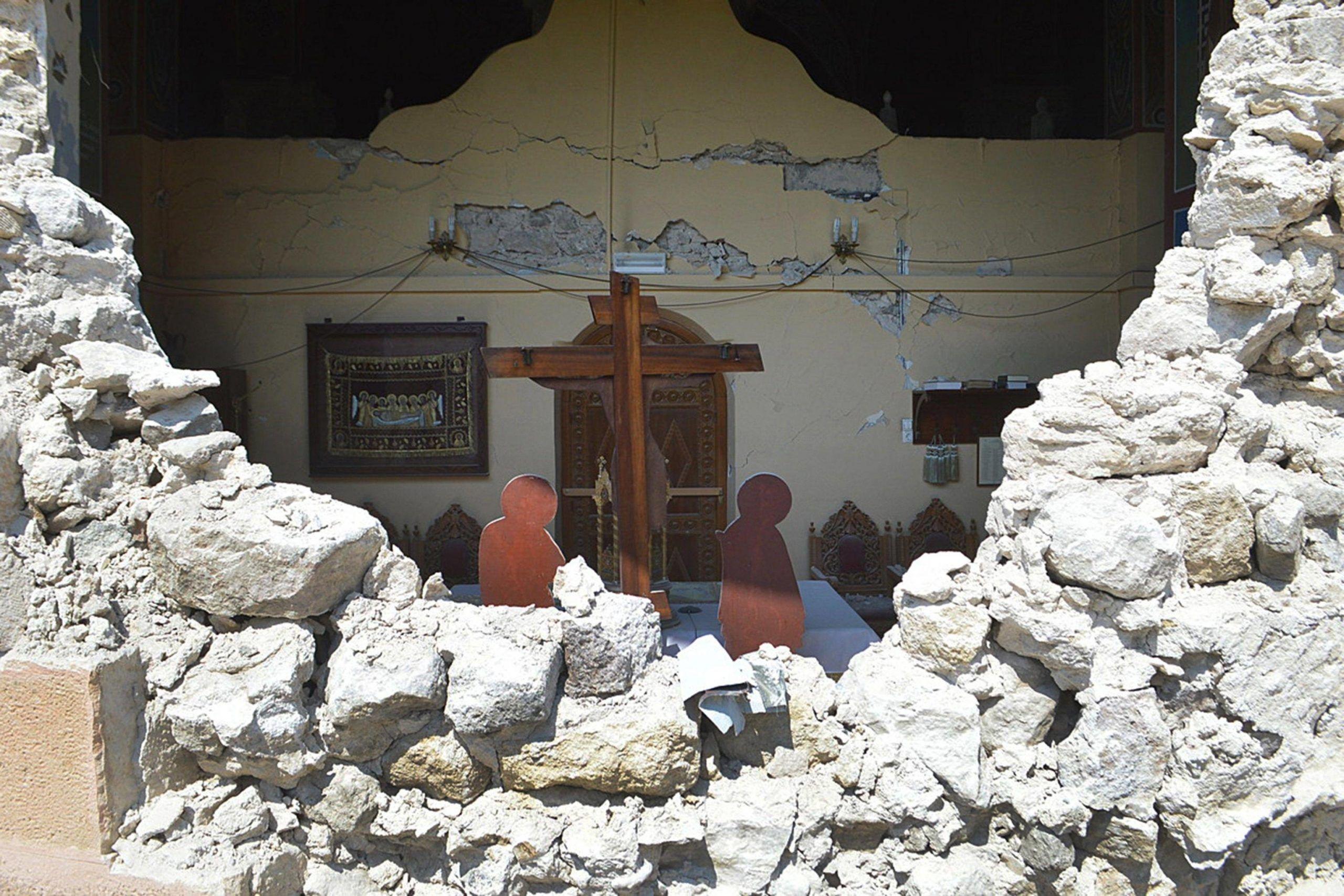 Terremoto grecia Kos