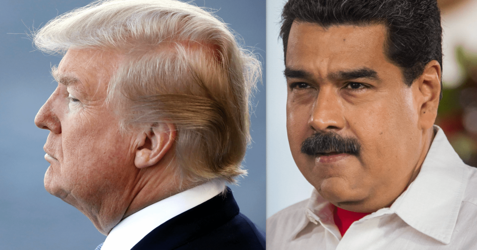 trump maduro Venezuela
