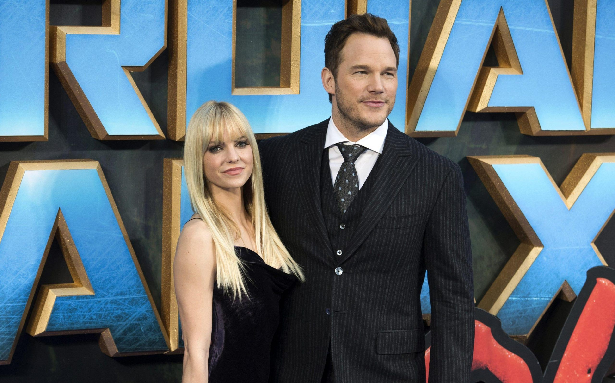 Chris Pratt e Anna Faris si separano, l'annuncio su Facebook