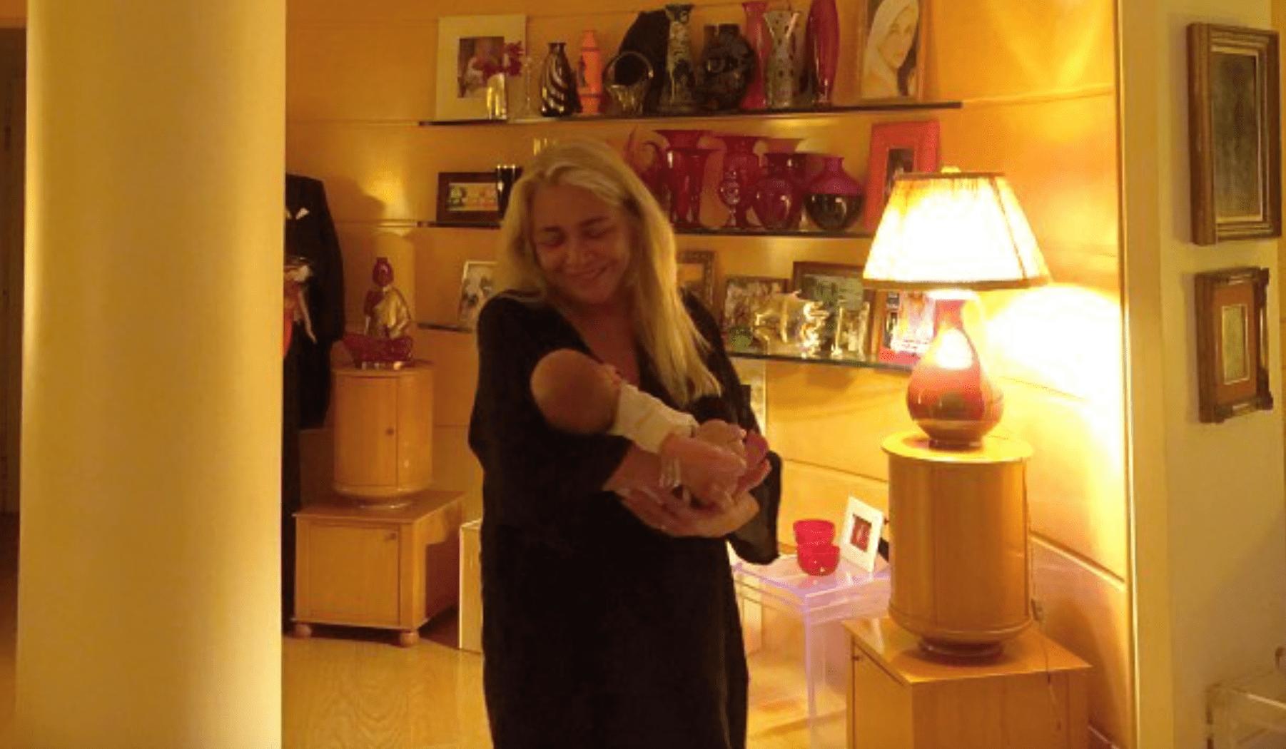 Mara Venier parla nipote claudio mi ha salvato
