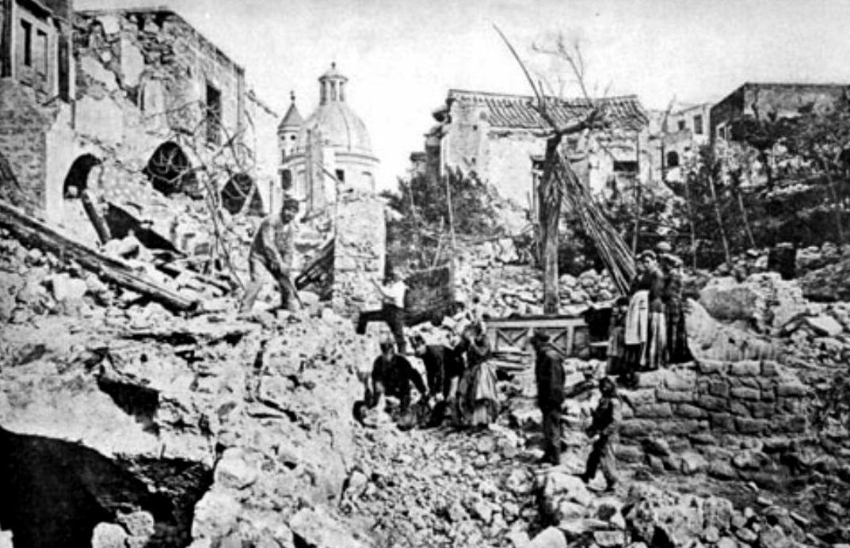 Terremoto Ischia 1883