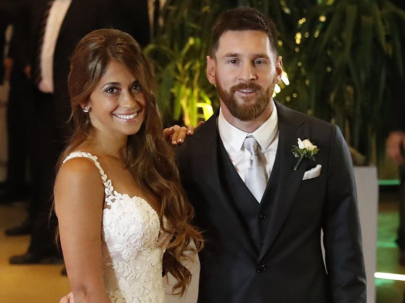 Matrimonio Messi invitati Vip beneficenza