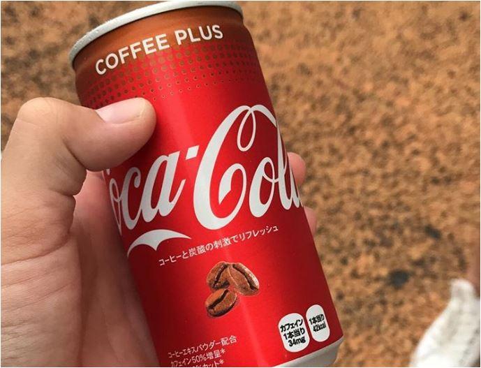 Coca Cola Coffee Plus