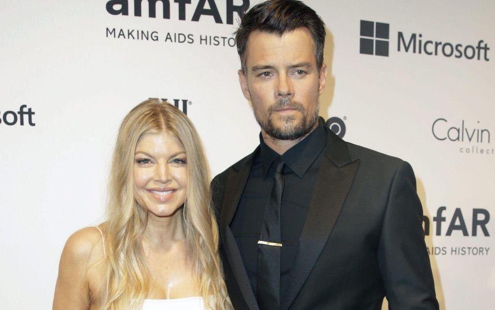 Fergie e Josh Duhamel divorzio