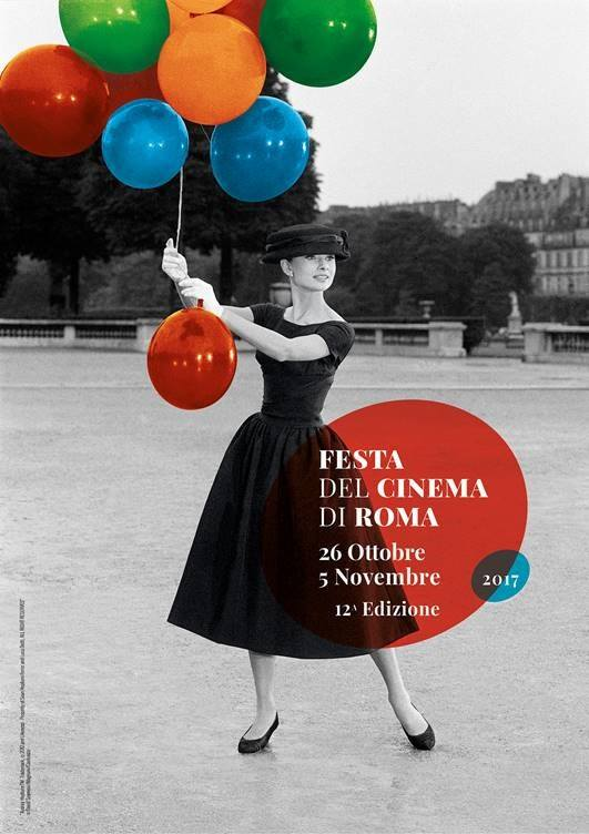 Festa del Cinema di Roma 2017, il manifesto