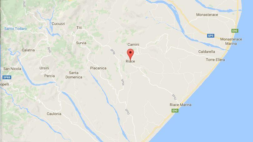 Terremoto in Calabria