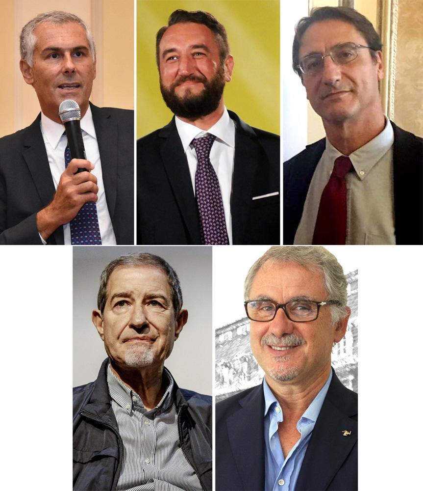 elezioni Sicilia: in 5 per carica presidente Regione, tre esclusi