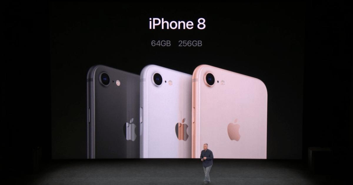 iPhone 8 interferenza