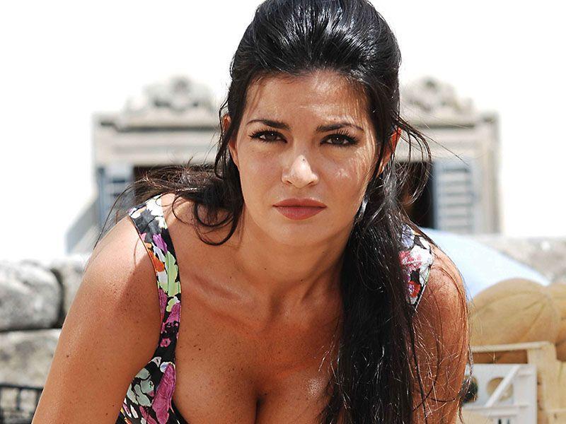 Laura Torrisi incinta di Luca Betti