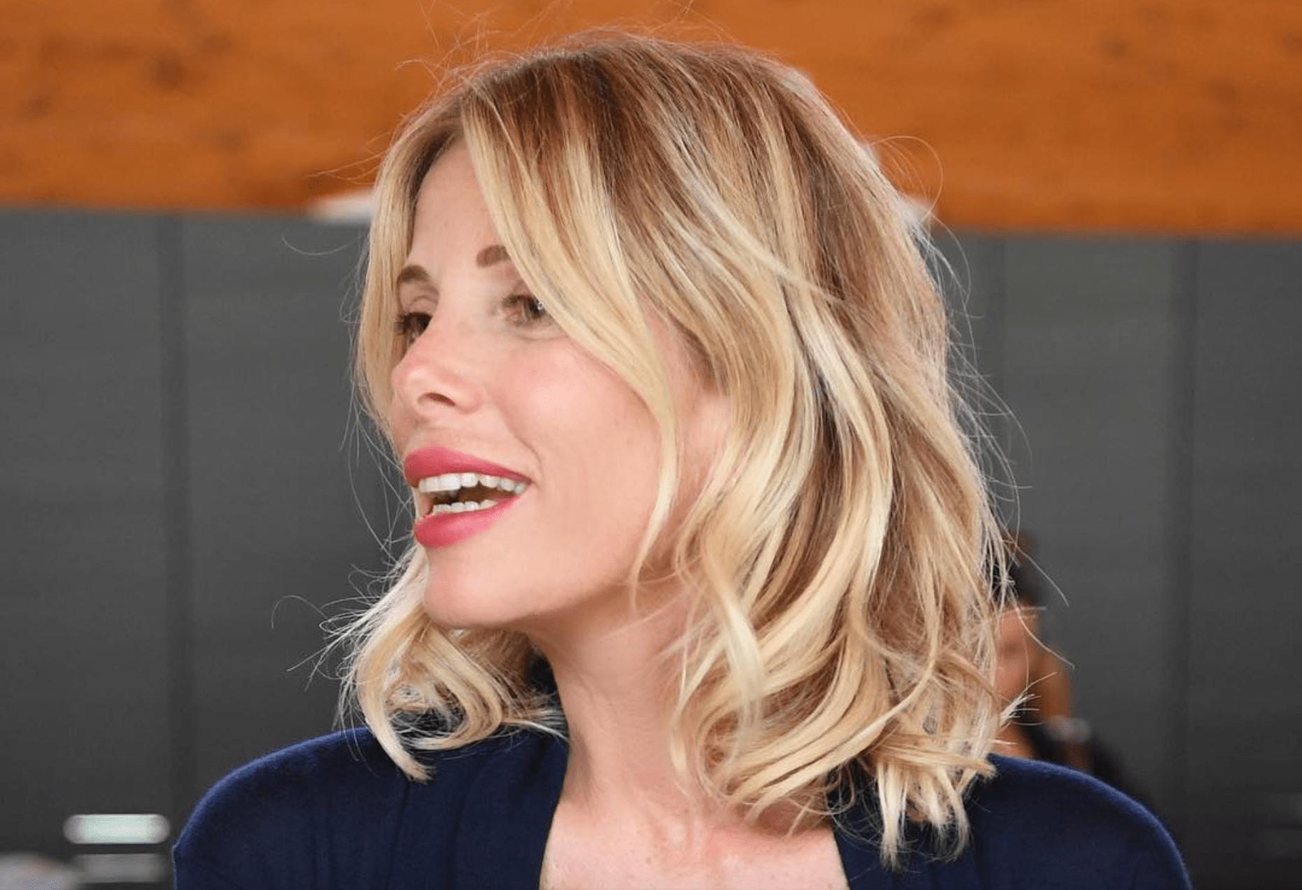 Alessia Marcuzzi non vuole terzo figlio