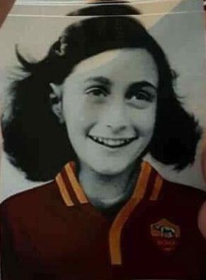 'Anna Frank romanista': l'indegno insulto degli Ultrà laziali
