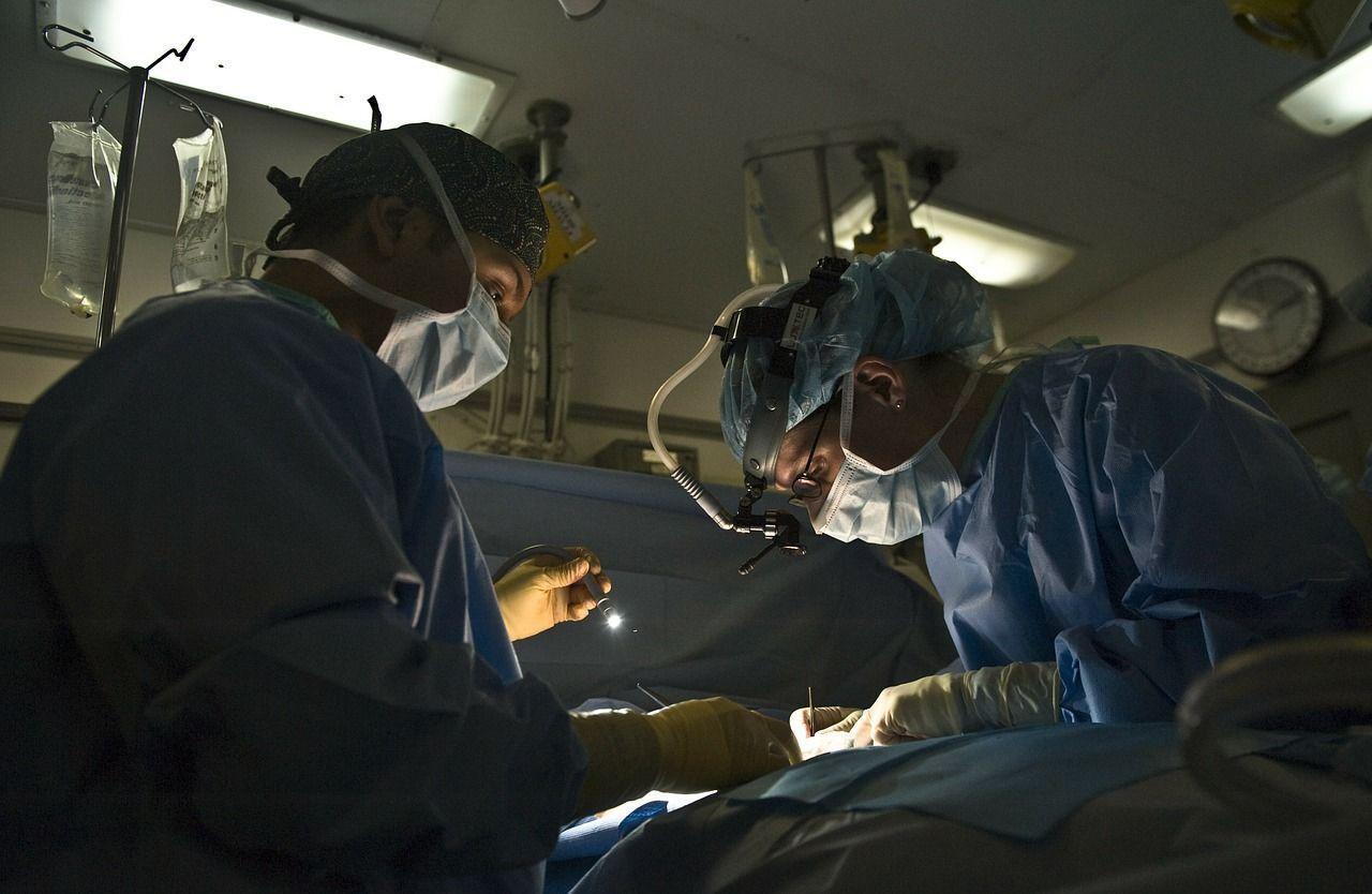 Asportazione tumore senza bisturi
