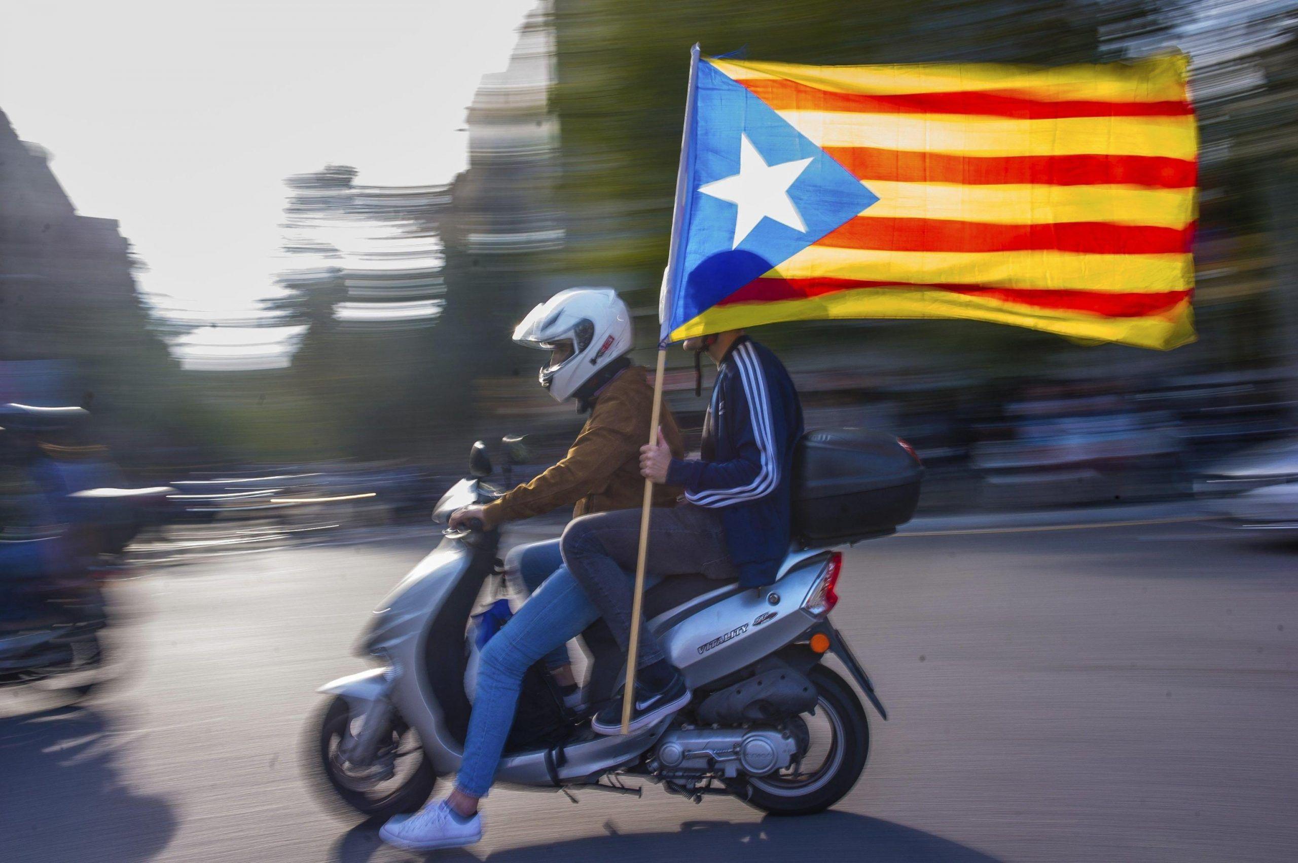 La bandiera della Catalogna: che significato ha?