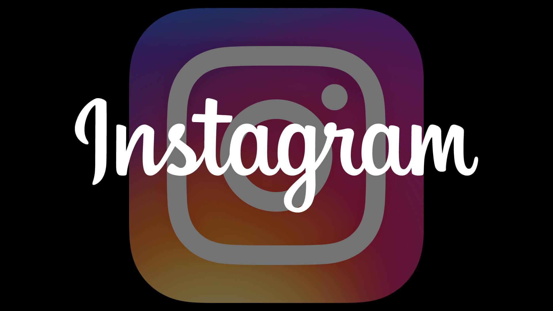 Instagram copertina
