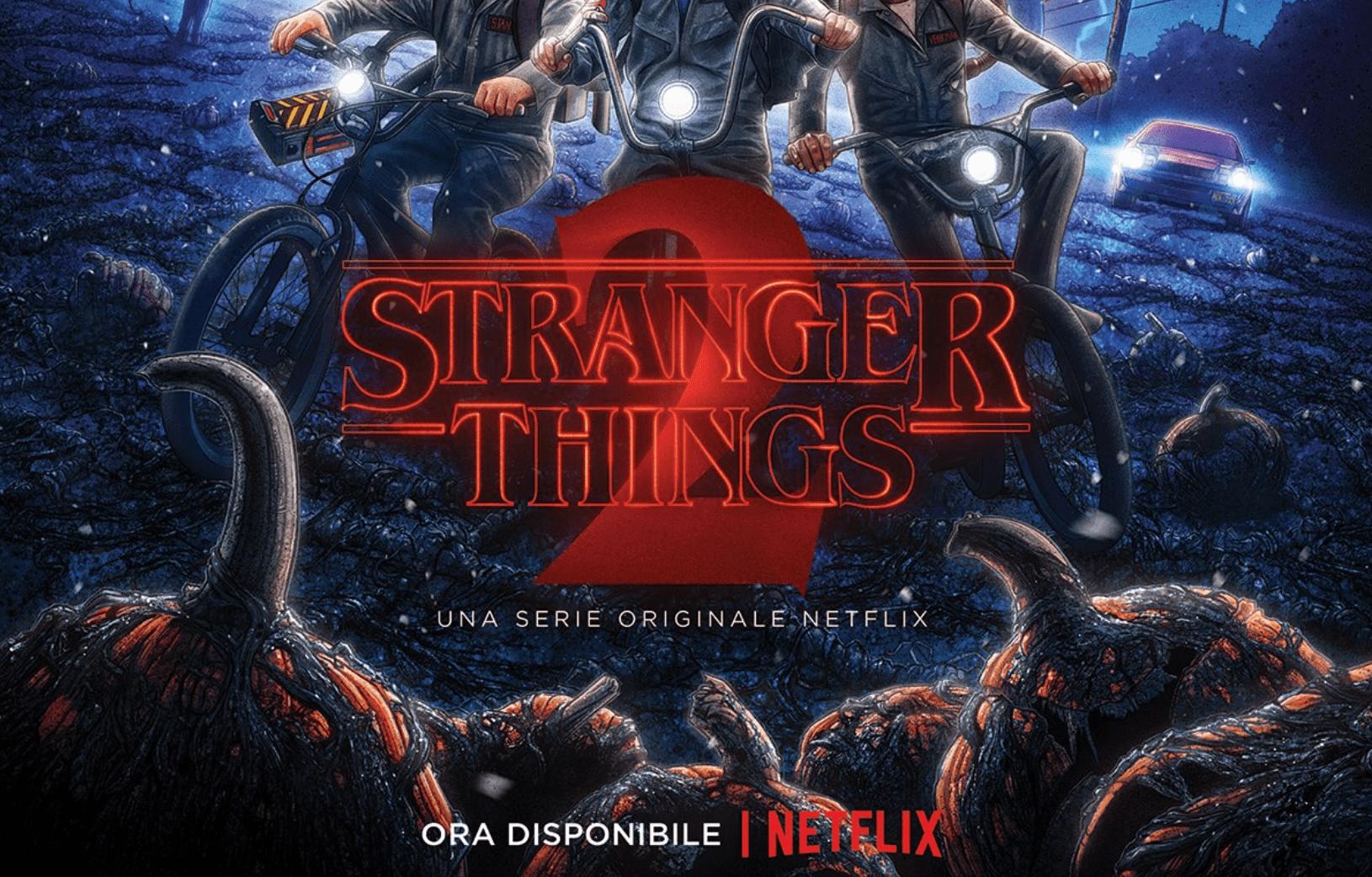 Stranger Things 2 su Netflix