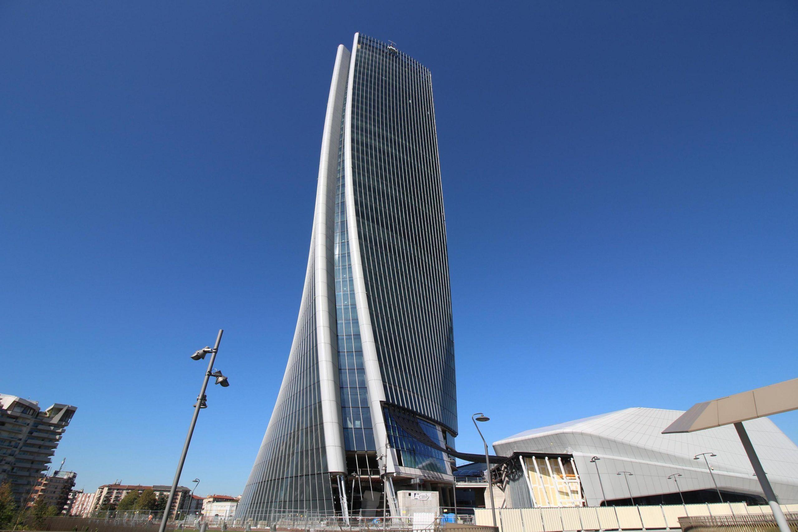 torre hadid milano