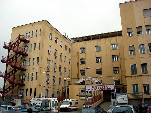 ospedale Loreto Mare di Napoli