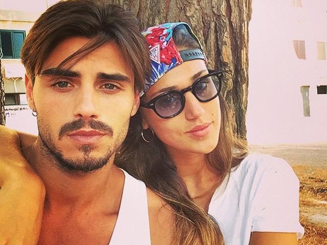 Cecilia Rodriguez e Francesco Monte, confronto