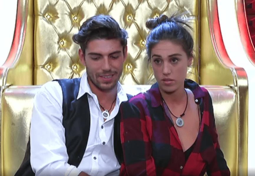 GF VIP 2, Cecilia Rodriguez e Ignazio Moser: il primo bacio al riparo dalle telecamere