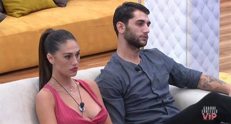 Cecilia e Jeremias Rodriguez al GF VIP 2