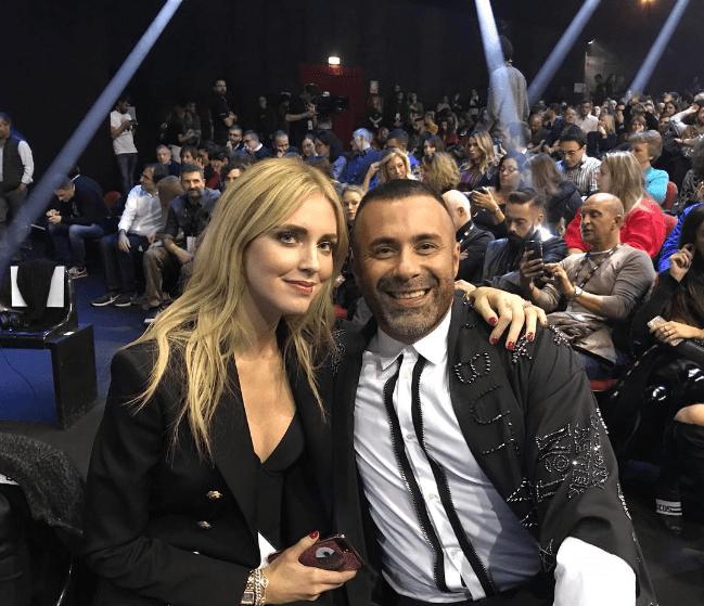 Chiara Ferragni a X Factor 11: Alessandro Cattelan si congratula per la gravidanza