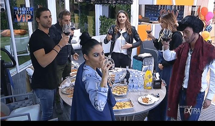 GF VIP 2, finalisti: Giulia De Lellis, Ivana Mrazova, Aida Yespica e Daniele Bossari