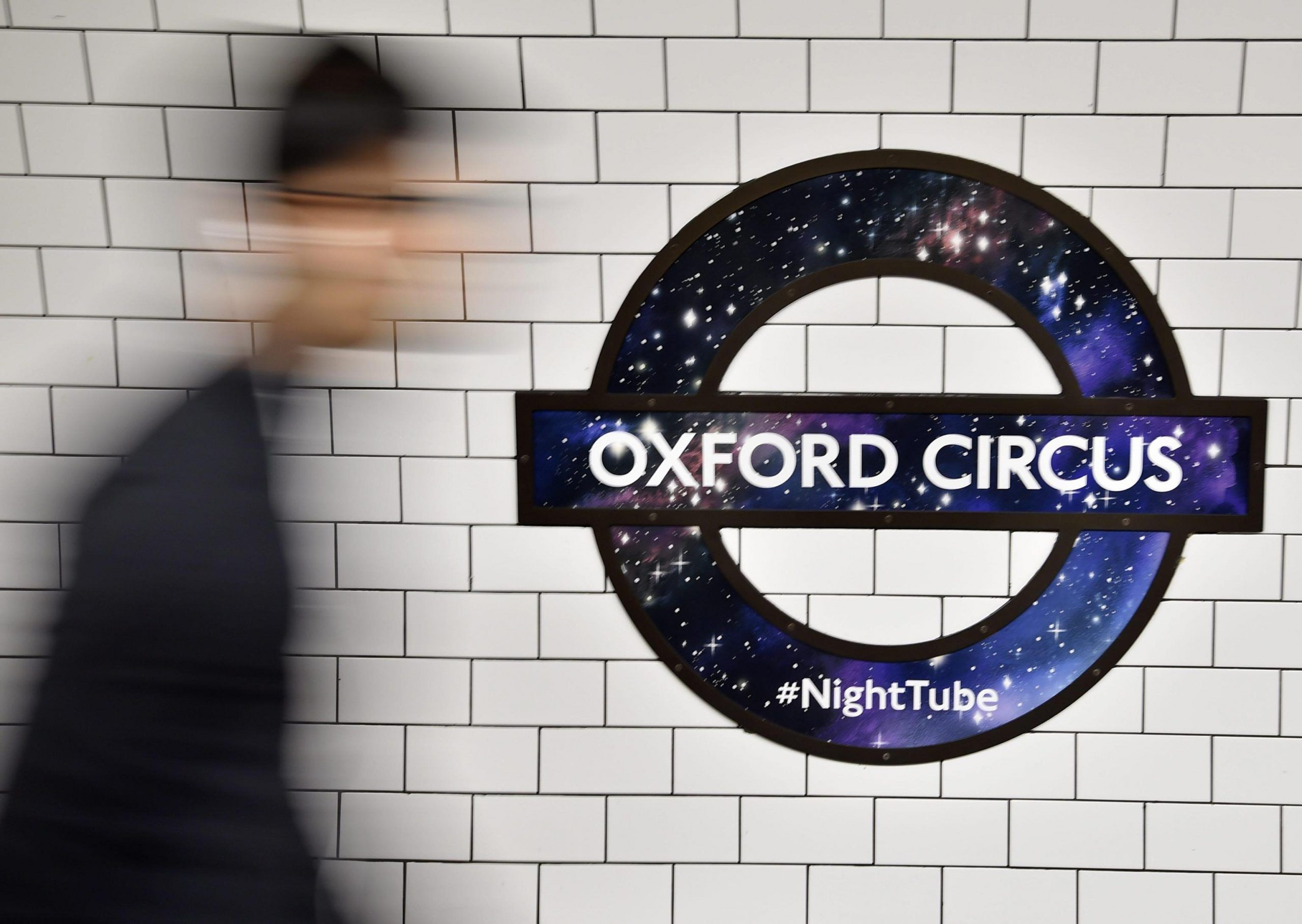 Launch of the Night Tubes on the London Underground