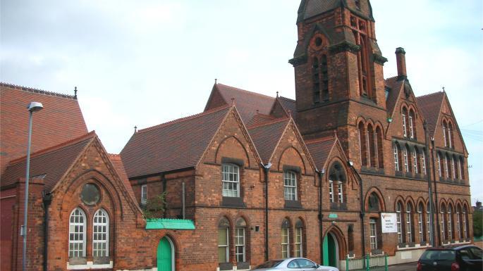 Nechells Primary Academy birmingham