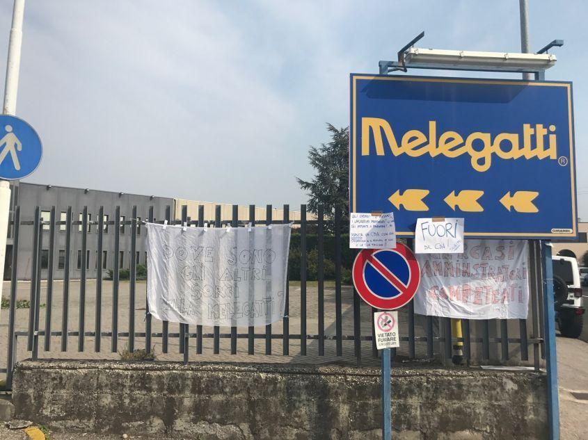 L'azienda Melegatti a Verona