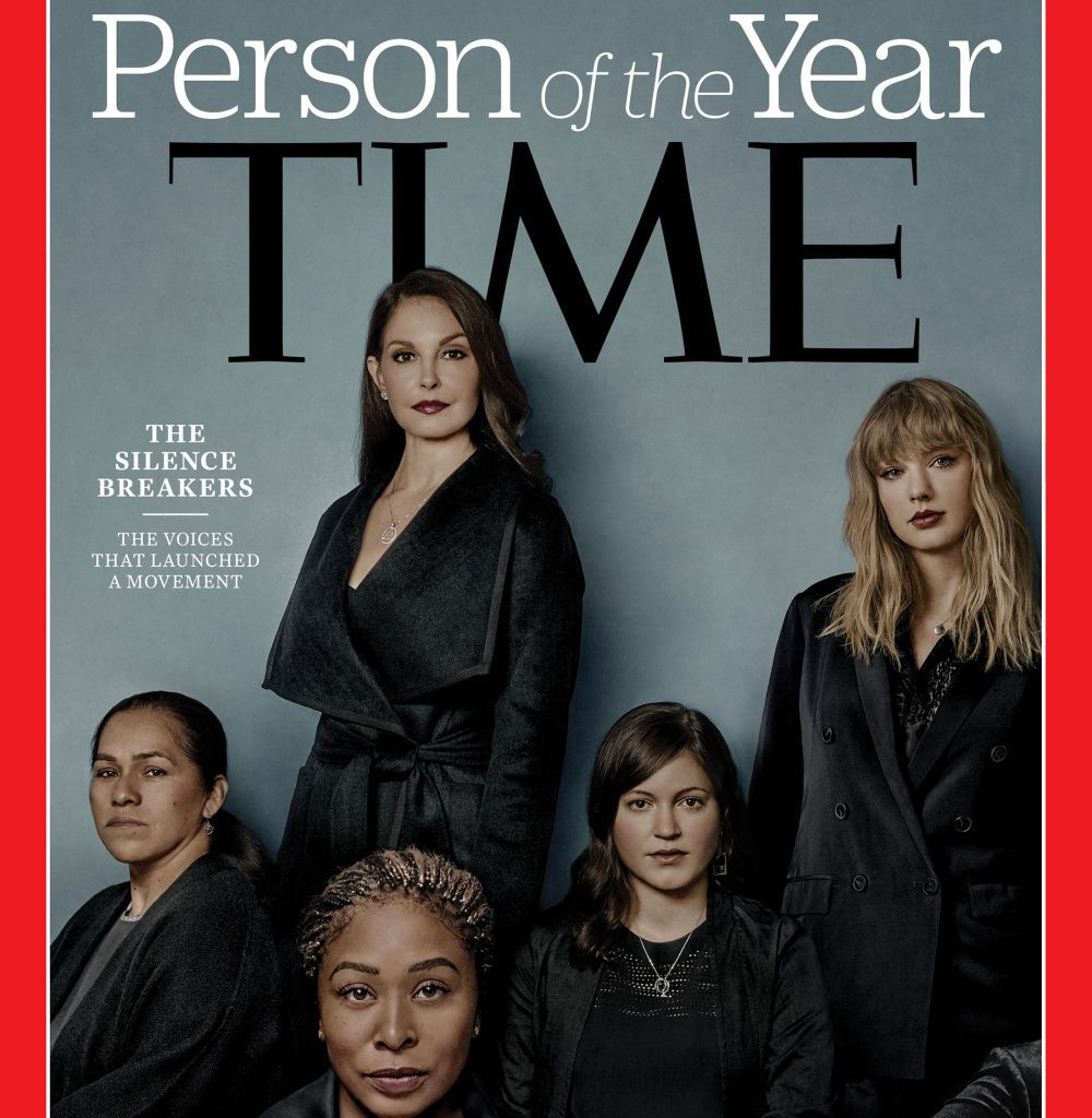time person of the year 2017 cover