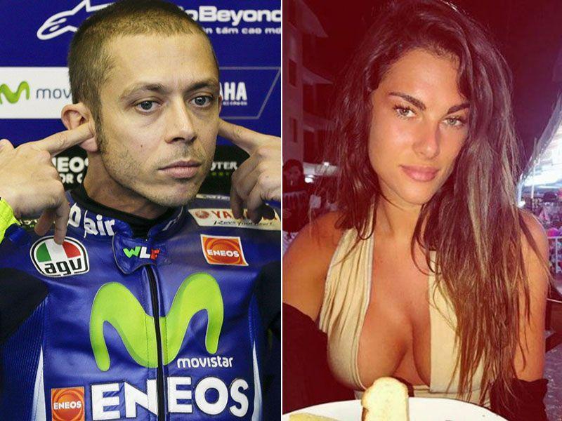Valentino Rossi fidanzato Francesca Sofia Novello