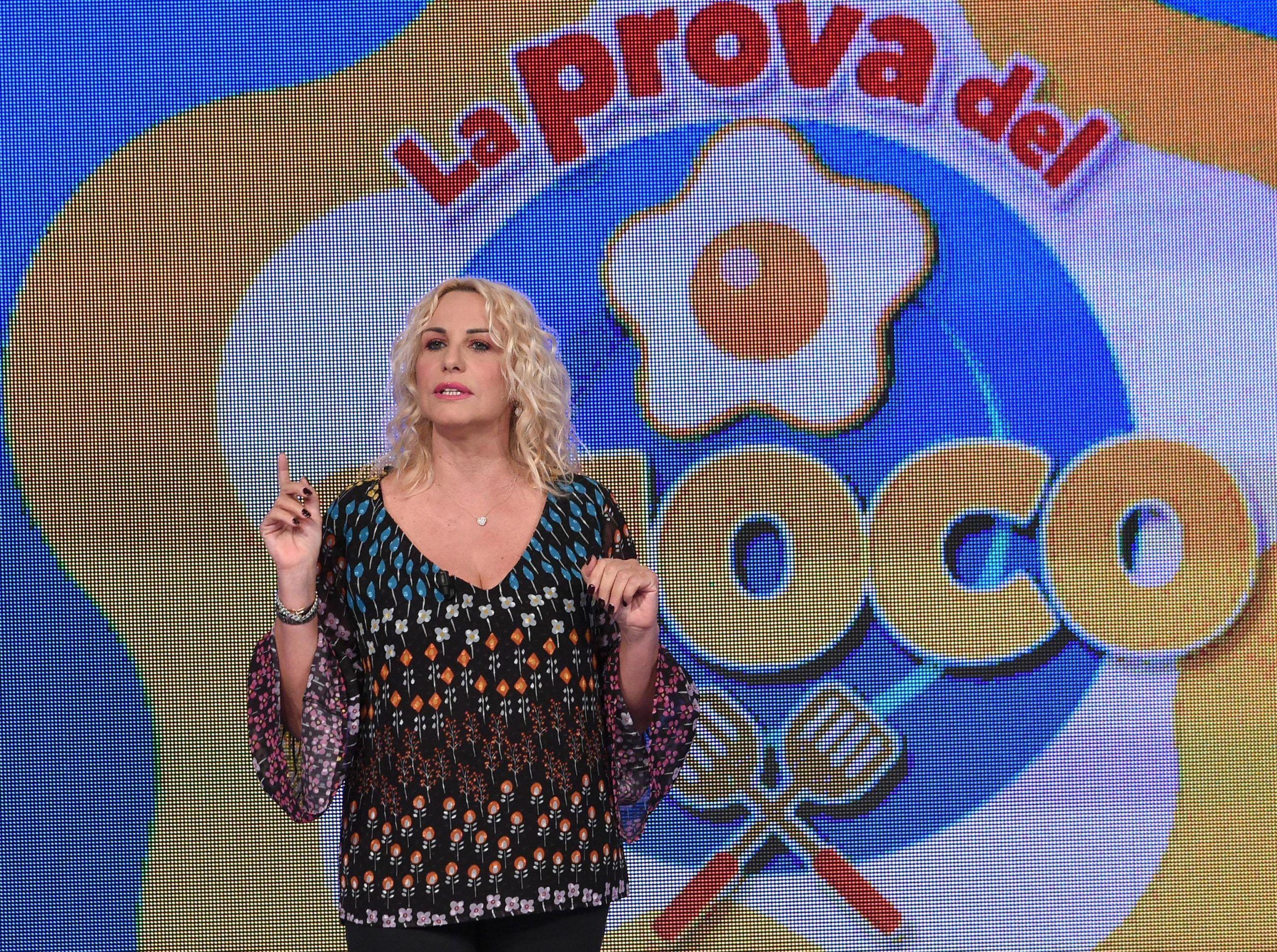 TV: Rai ; 'La prova del cuoco', Antonella Clerici