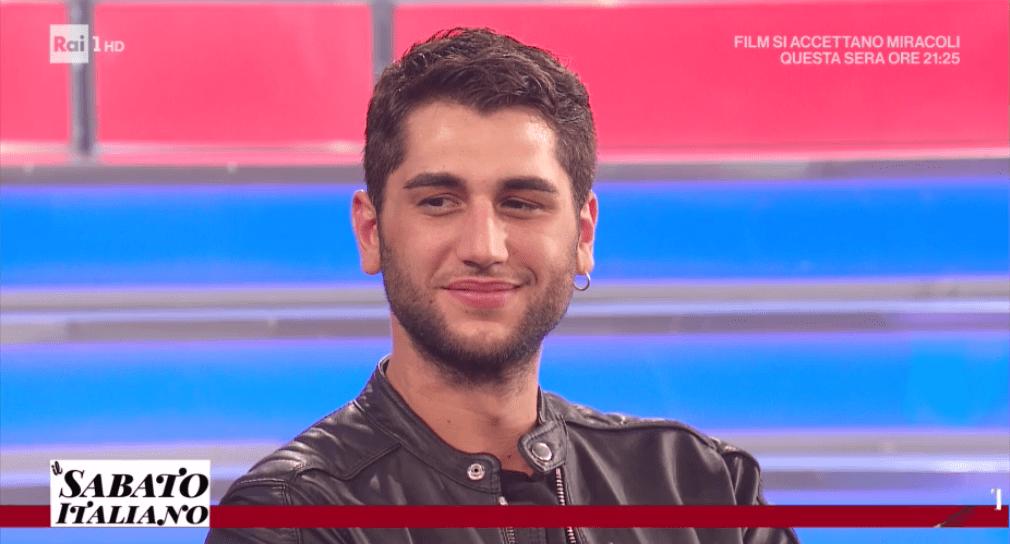 Il Sabato Italiano, Jeremias Rodriguez: 'Stefano De Martino mi ha regalato la cosa più bella che ho'