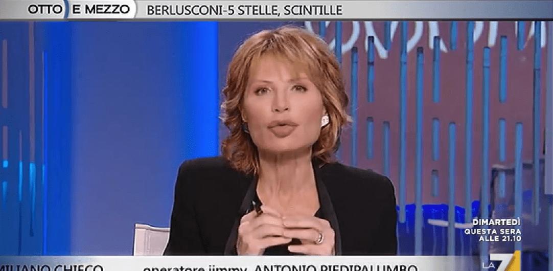 Otto e Mezzo, lite tra Lilli Gruber e Danilo Toninelli: 'Qui comando io, ora le stacco il microfono'