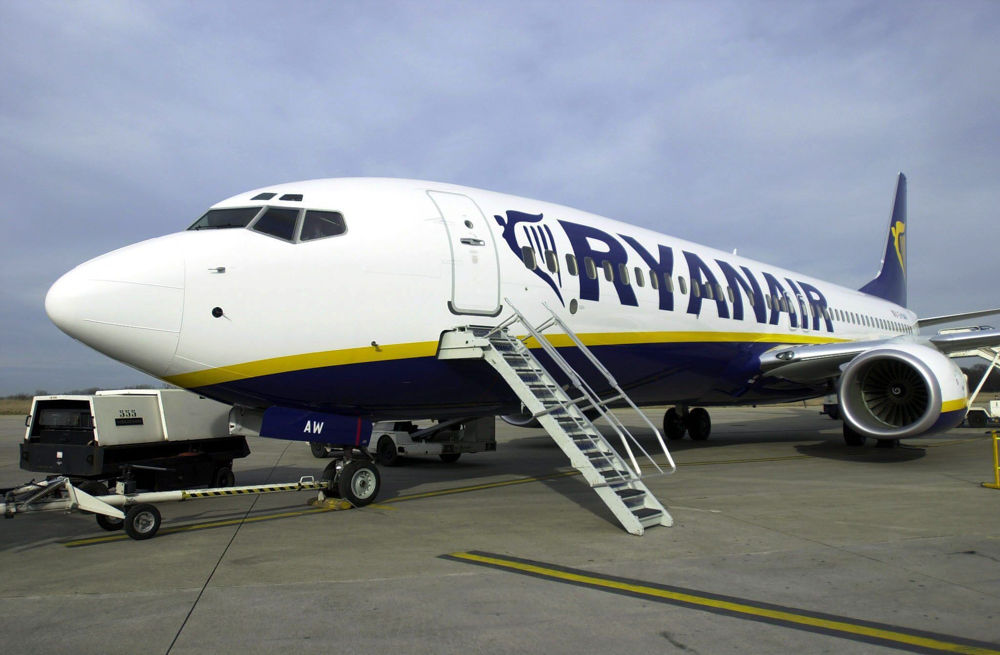 Nuove regole sui bagagli a mano Ryanair