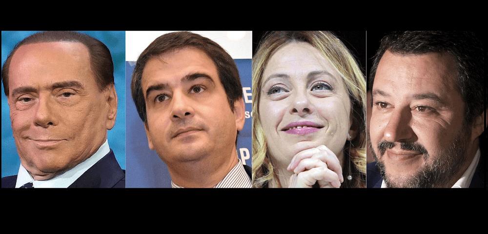 Candidati Vip del centro destra alle elezioni 2018