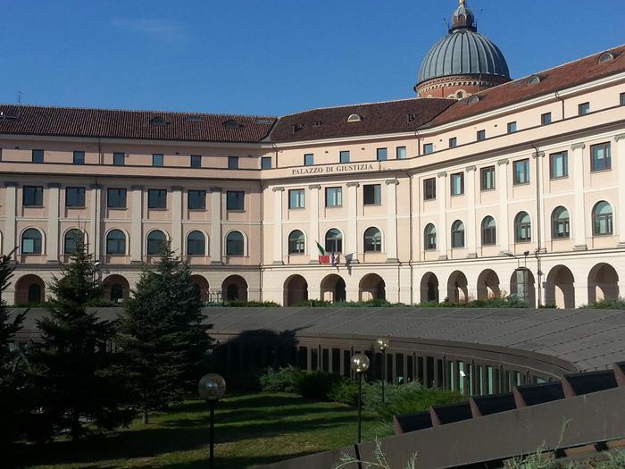 Palazzo di giustizia di Asti