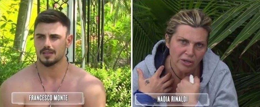 Francesco Monte e Nadia Rinaldi a rischio.jpg