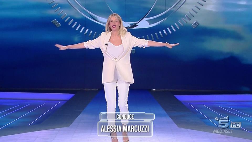 Isola dei famosi 13, Alessia Marcuzzi nella quarta puntata