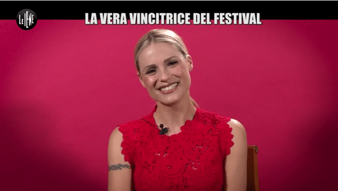 Le Iene, Michelle Hunziker: 'A Sanremo 2018 il momento più bello quello dedicato alle donne'