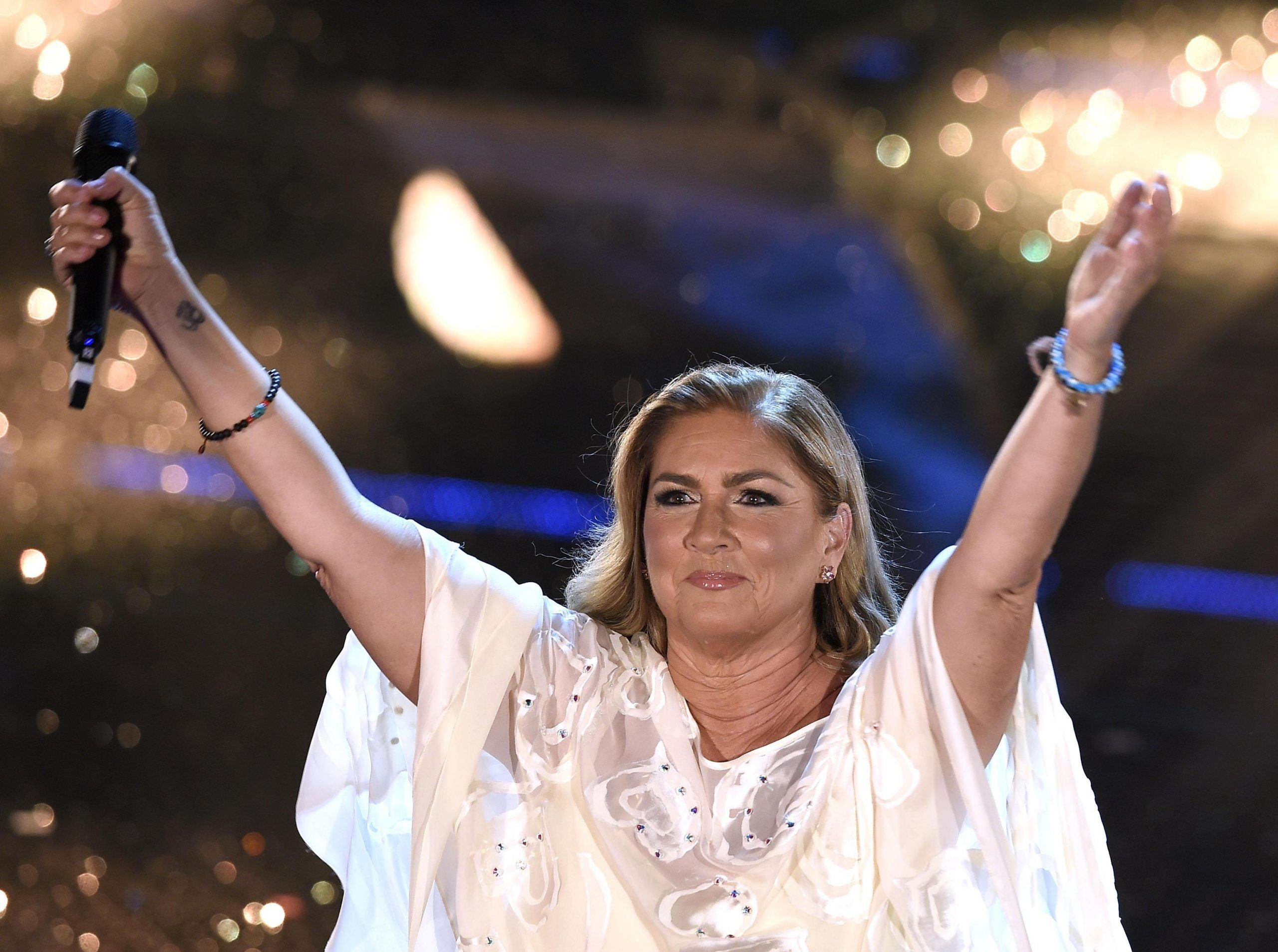 Romina Power intervista sorella Taryn