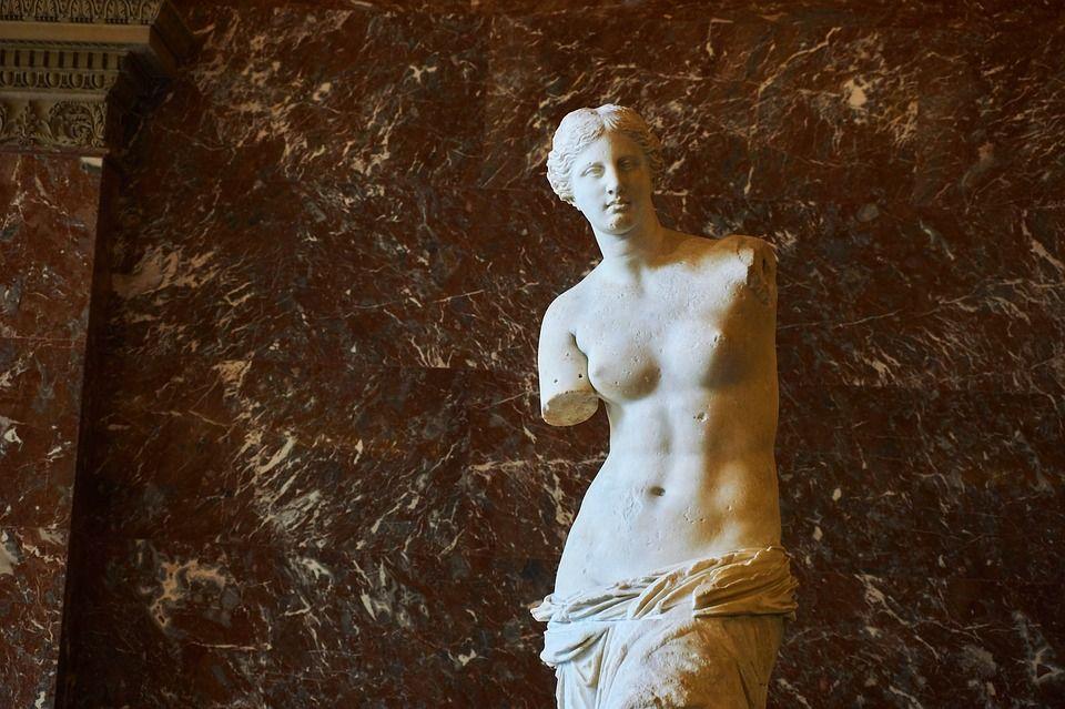 sculture famose di donne venere di milo