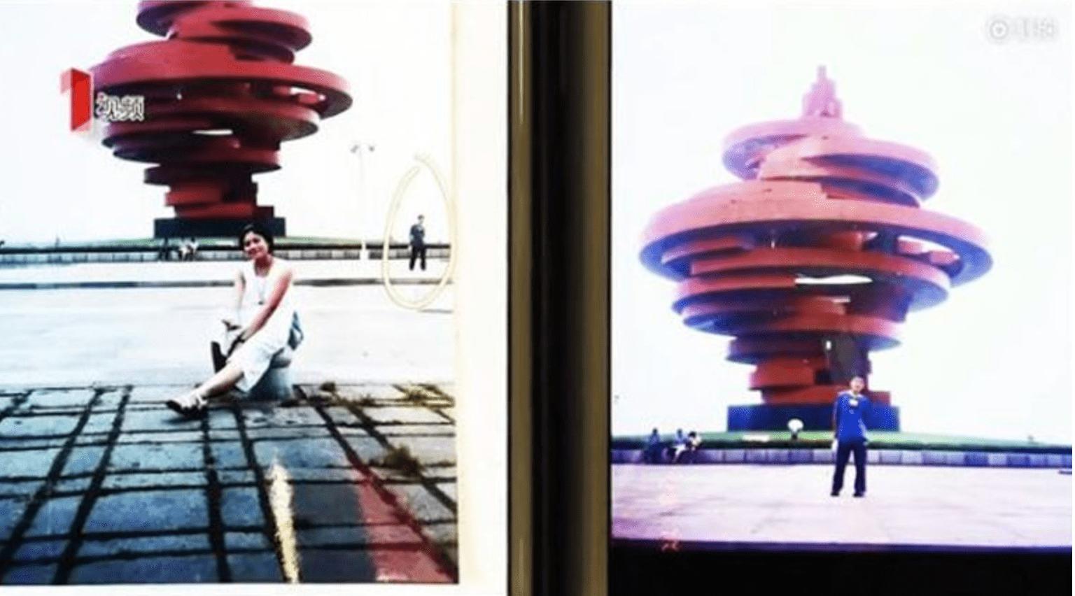 foto coppia cinese